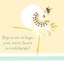 This hen loves to CELEBRATE!  Hope you c