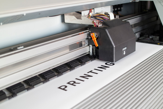 Graphic Productions-Digital printing