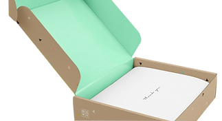 Packaging by Graphic Productions