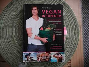 Buchreview: Vegan in Topform - Brendan Brazier