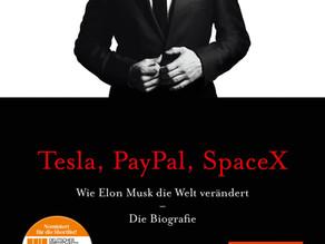Buchreview: Elon Musk: Wie Elon Musk die Welt verändert – Die Biografie