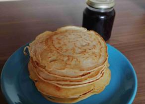 Pancakes (vegan)