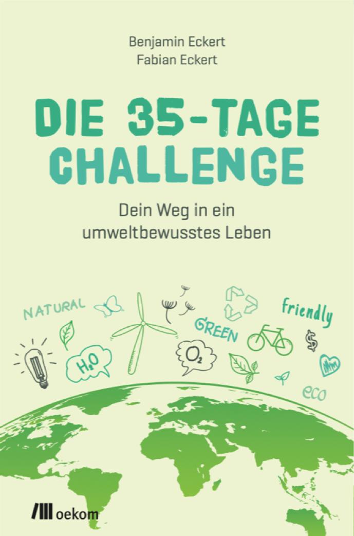 Die 35-Tage Challenge - Dein Weg in ein umweltbewusstes Leben