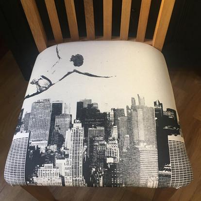 Parkour chair