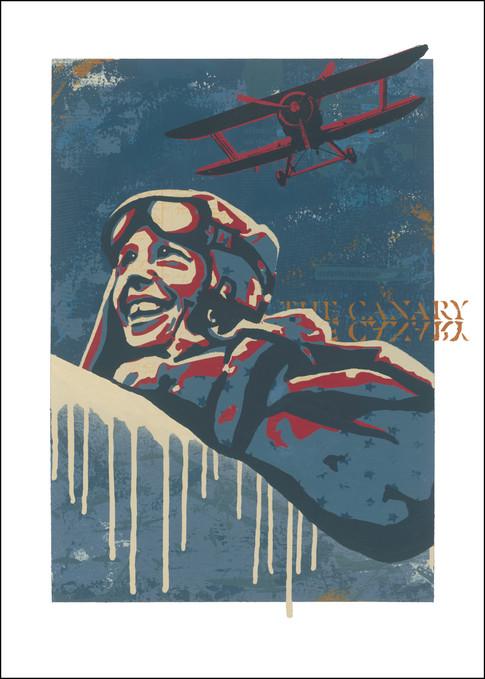 Amelia Earhart III