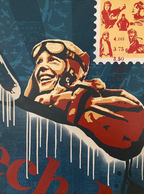 Pioneers – Amelia Earhart II