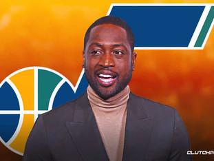 Dwyane Wade Buys Ownership Stake in Utah Jazz