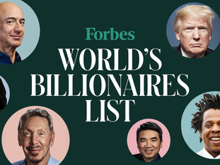 Billionaires added $4 trillion to their wealth
