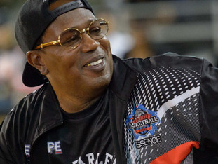 Master P Working 'King of The South' TV Series