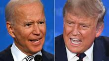 Trump Wants to Box Joe Biden