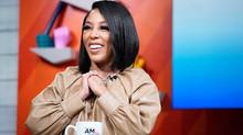 K. Michelle Said That COVID Vaccine Doesn't 'Mix Well' with Silicone