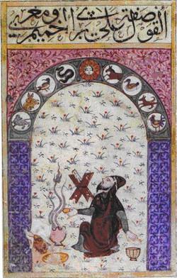 Arab astrologer
