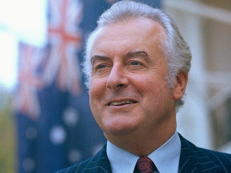 Remembering Gough:  A Giant of Our Time