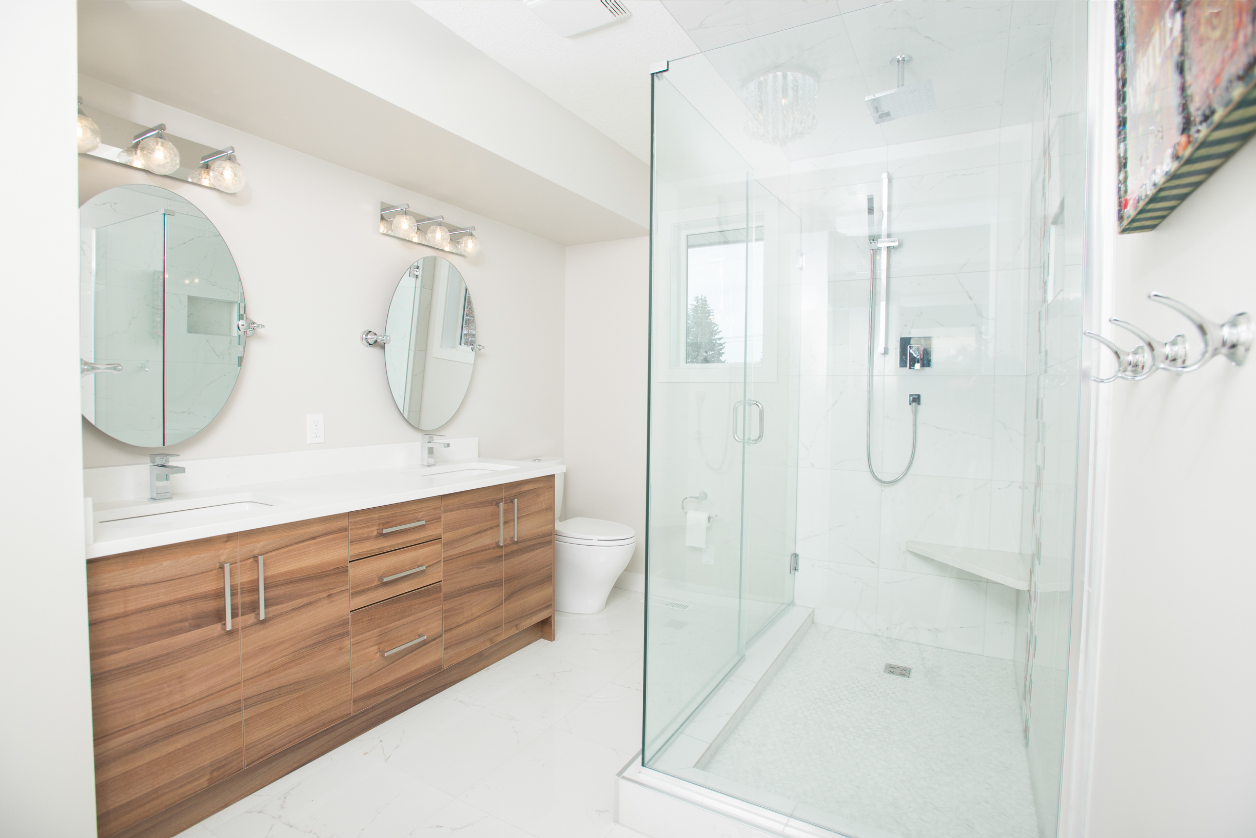 Edmonton Bathroom Renovation
