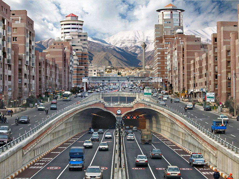 Iran Transport Study 2