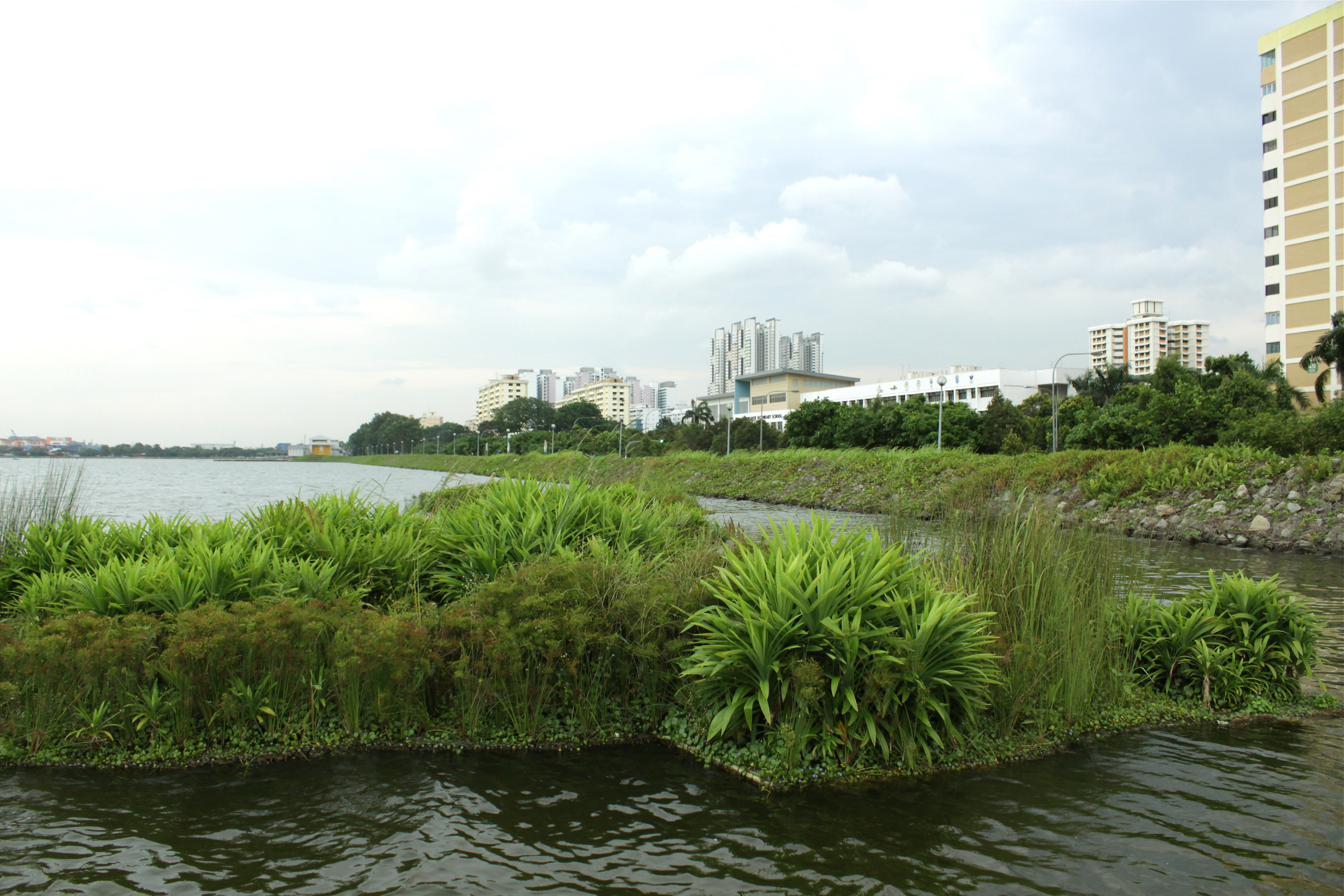 Pandan Reservoir