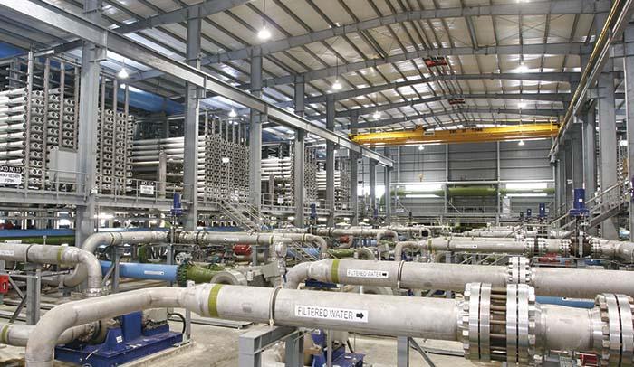 Tuas Desalination Plant PCS 2