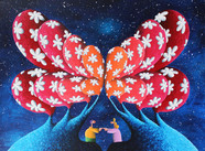 Creating A Butterfly Effect With The Touch of Love