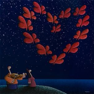 Romantic Affluences
