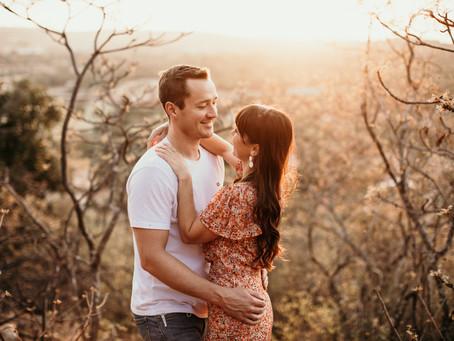 Couple Shoot | Tanya & Adriaan | Faerie Glen, Pretoria