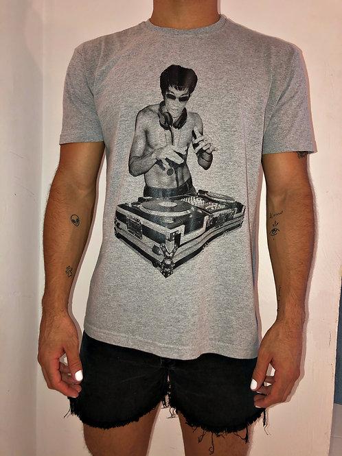 Camiseta cinza DJ