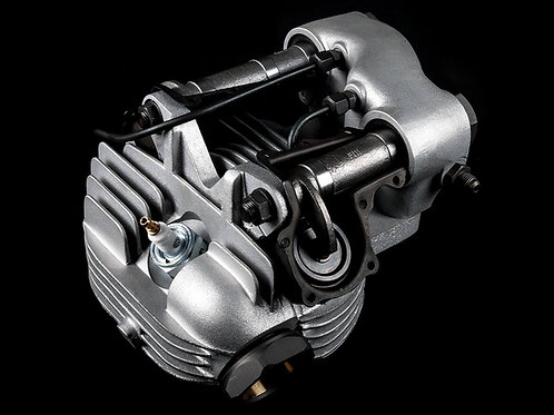 Replica Motortechnic Mfg. Knucklehead Cylinder Head Set 1940-1947