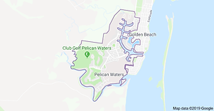 Pelican waters map.png