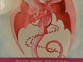 Heart Connections with the Rose Pink Dragon