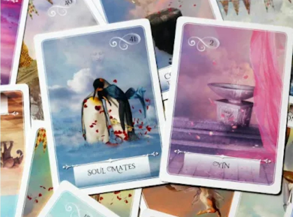 Clairvoyant Oracle Card Reading