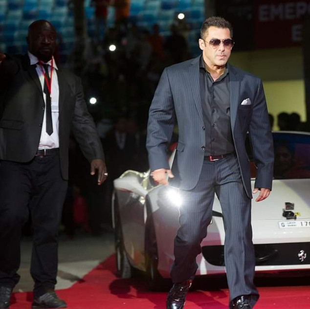 Being Salman Khan