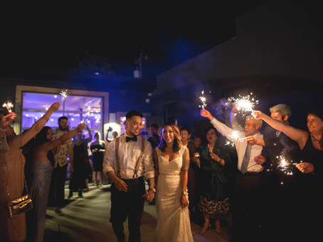 Scott + Danielle's Virginia Beach Wedding