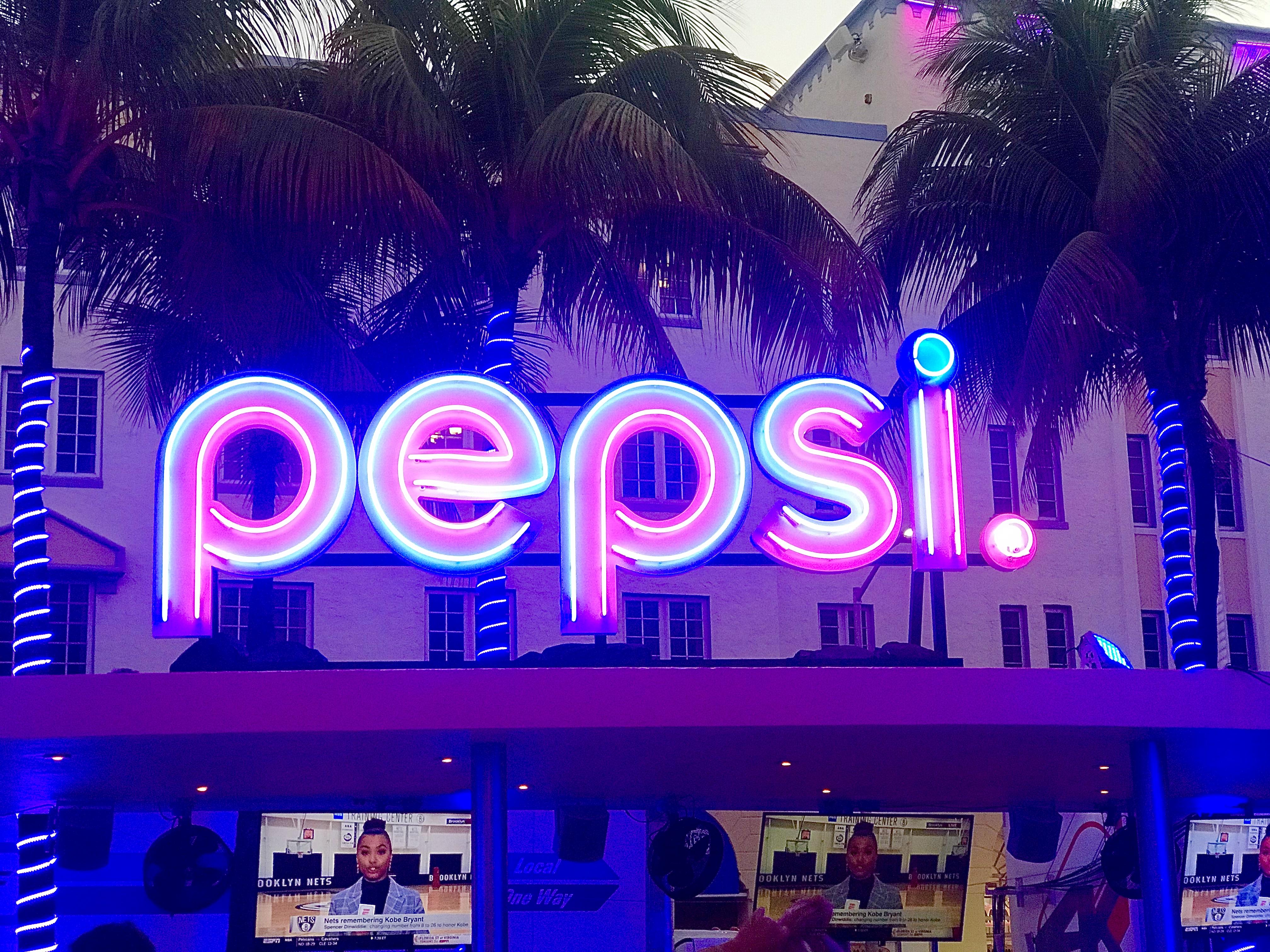 2020 Pepsi Super Bowl