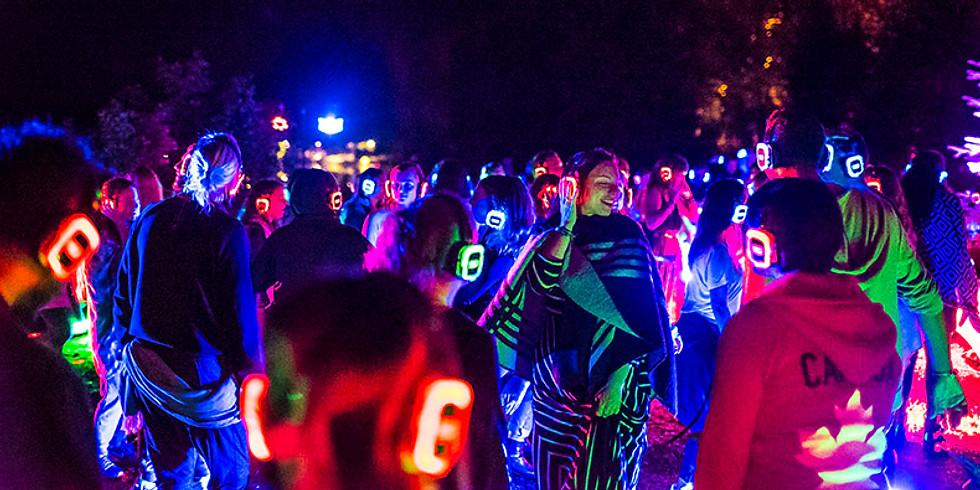 Silent Disco Glow Party