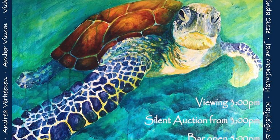 My Island Home Art Auction