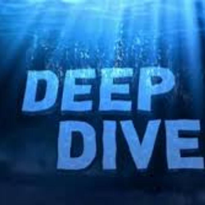 DEEP DIVE (3-daagse) (nieuwe data volgt)