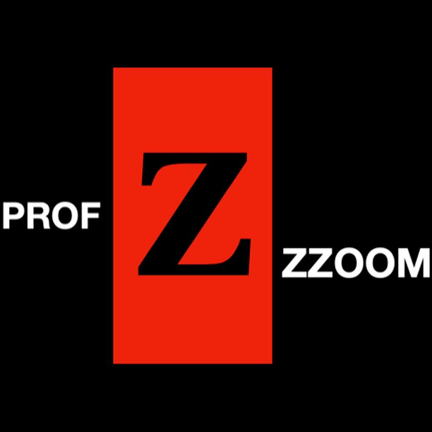 Prof. Zzzoom - instap mogelijk