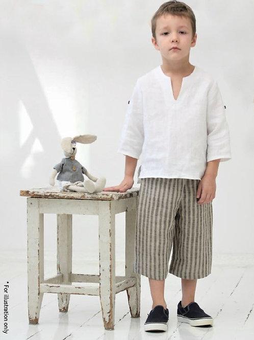 Soft woven shirt