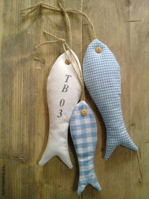 Lucky Charm Hanging Fish