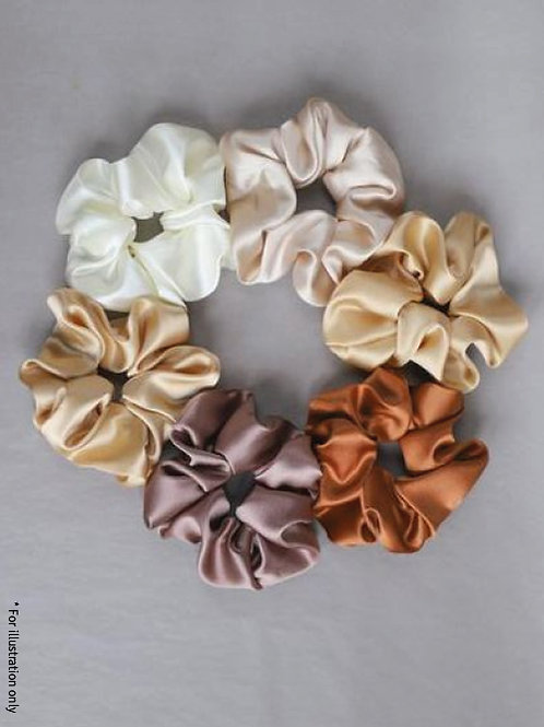 Scrunchie in the new season colors