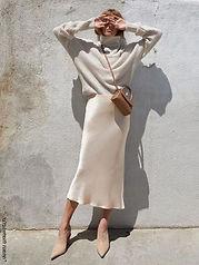 חצאית שחובקת את הגוף