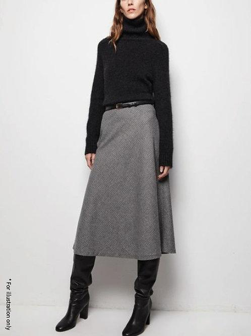 Classic A shape skirt