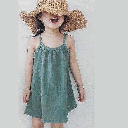 שמלה על כתפיות