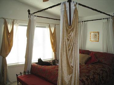 Master Bedroom Custom Canopy