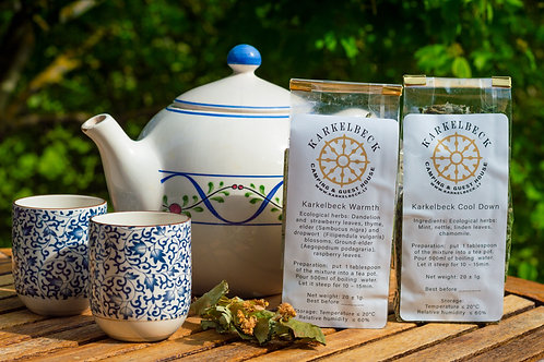 "Karkelbeck arbata ""Vėsuma"""