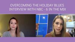 Sofia Robirosa counseling on tv