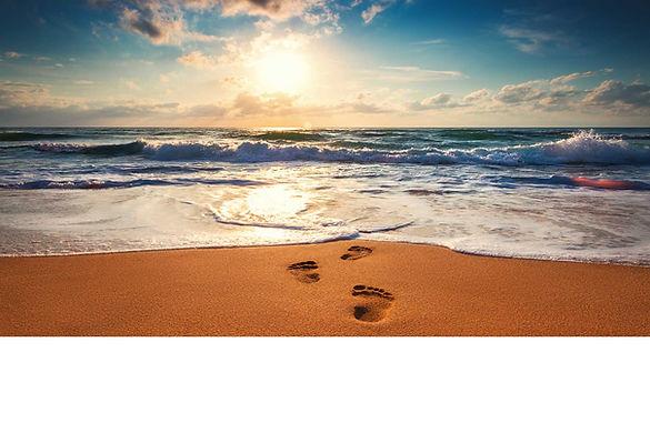 Depression Walking Beach Counseling Plan