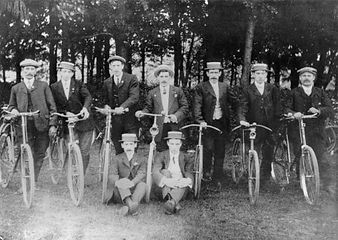 Barnsley Road Club founders