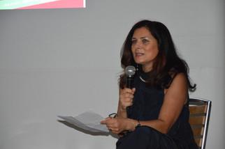La Direttrice di TNZ Giovana Di Lello