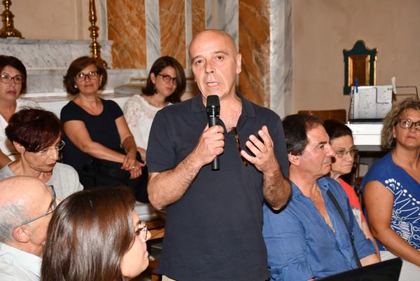 Michele Massone, il restauratore descrive il lavoro svolto