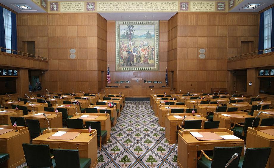 Oregon Legislative Floor